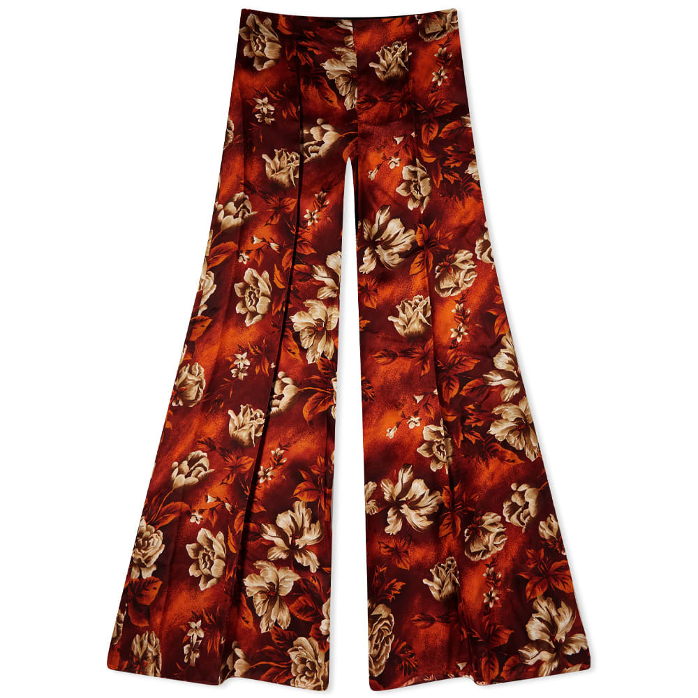 Photo: Kwaidan Editions Wide Leg Floral Trouser