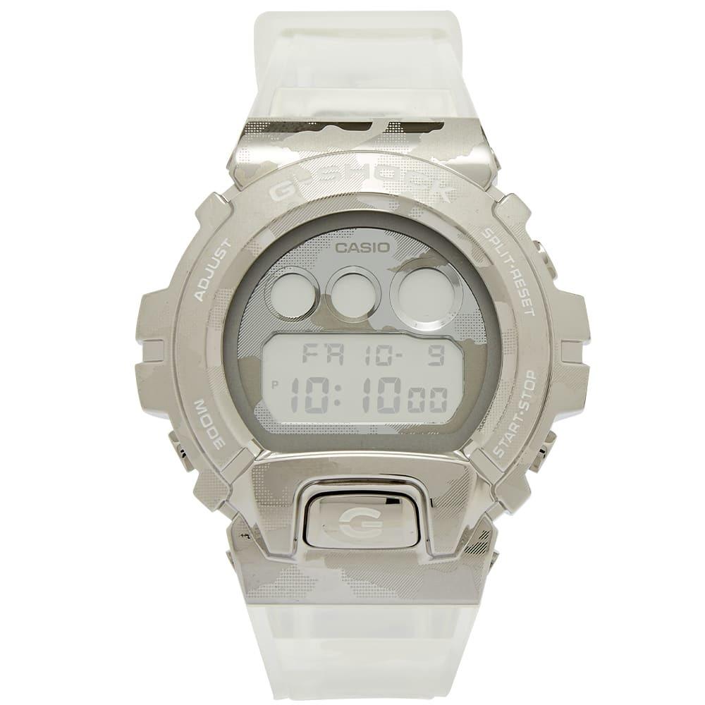 Photo: Casio G-Shock GM-6900 Transparent Watch