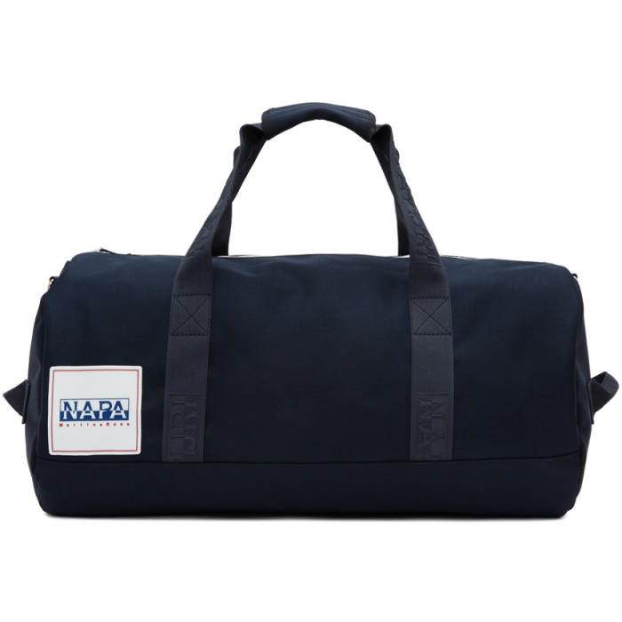 Photo: Napa x Martine Rose Blue Medium Helium Bag