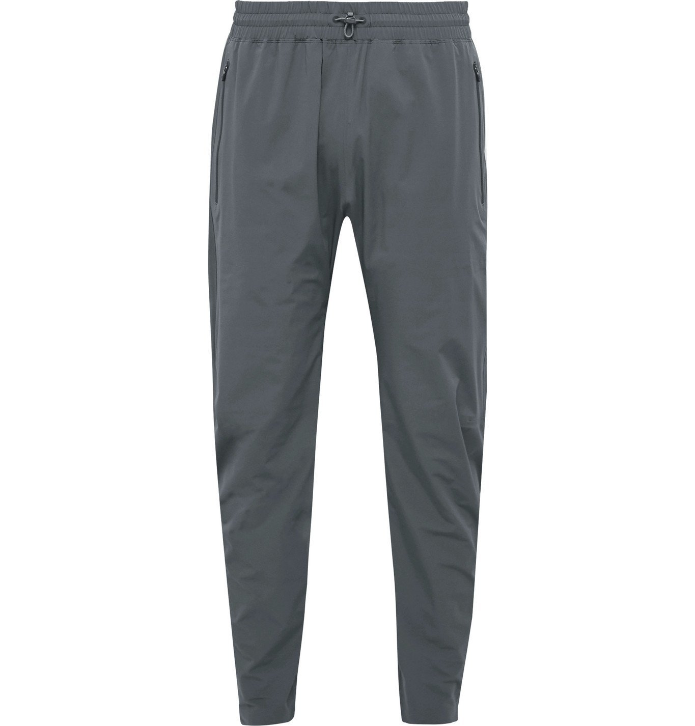 Photo: Reigning Champ - Tapered Stretch-Nylon Sweatpants - Gray
