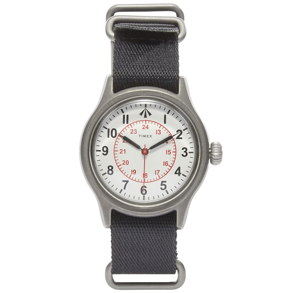 Photo: Timex x Nigel Cabourn Naval Officers Watch