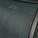 Smythson - Full-Grain Leather Holdall - Green
