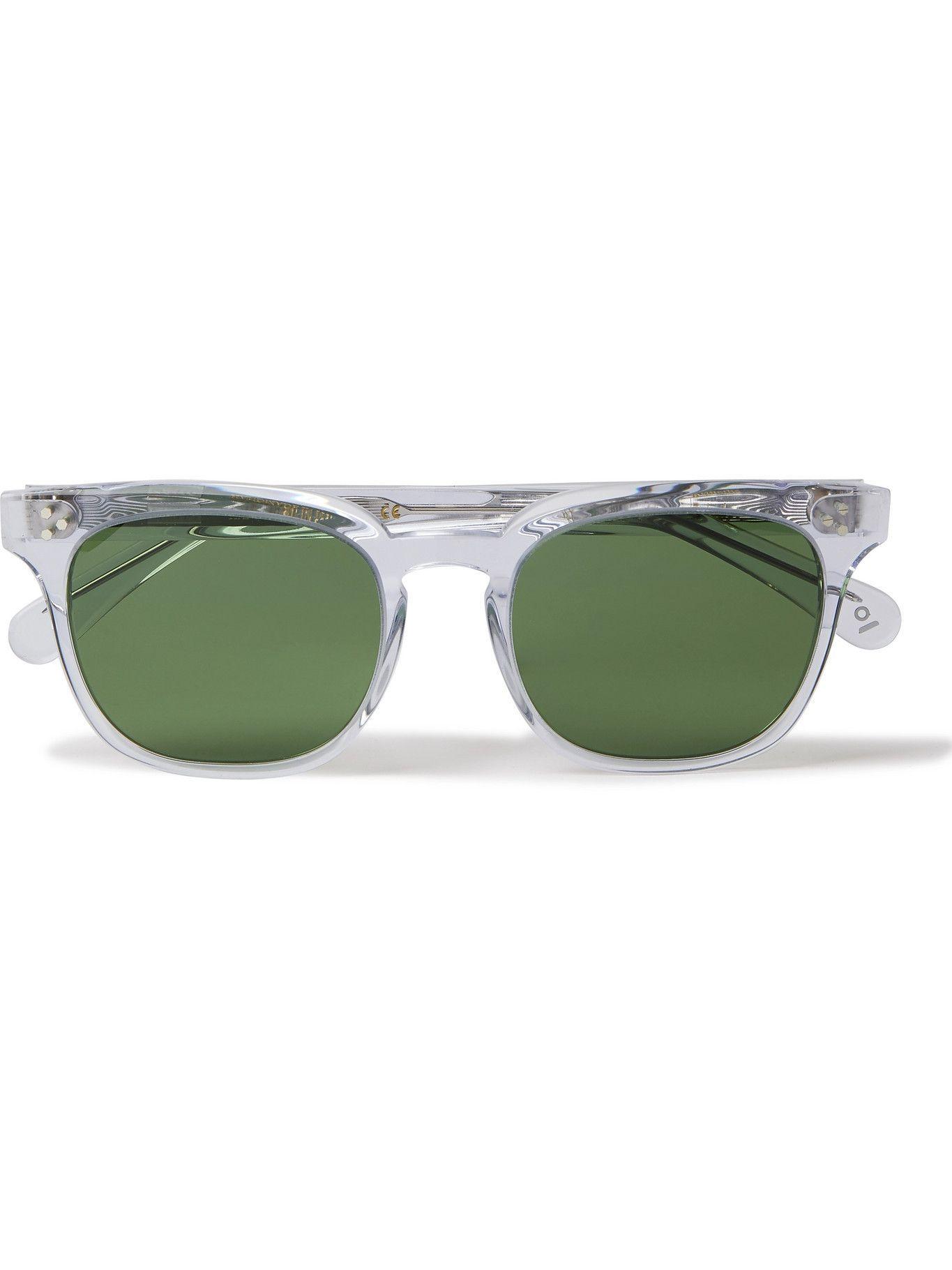 Photo: MONC - Príncipe D-Frame Bio-Acetate Sunglasses