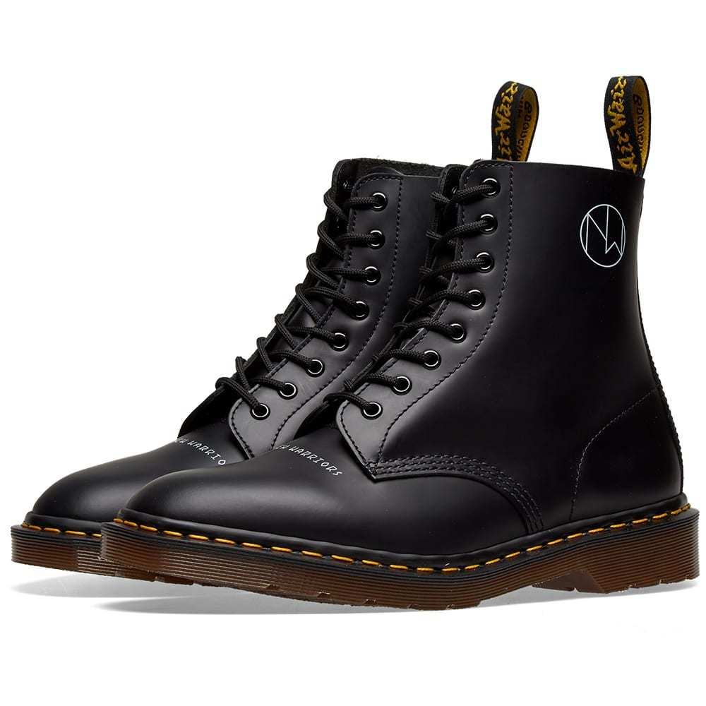 Photo: Dr. Martens x Undercover 1460 Boot Black