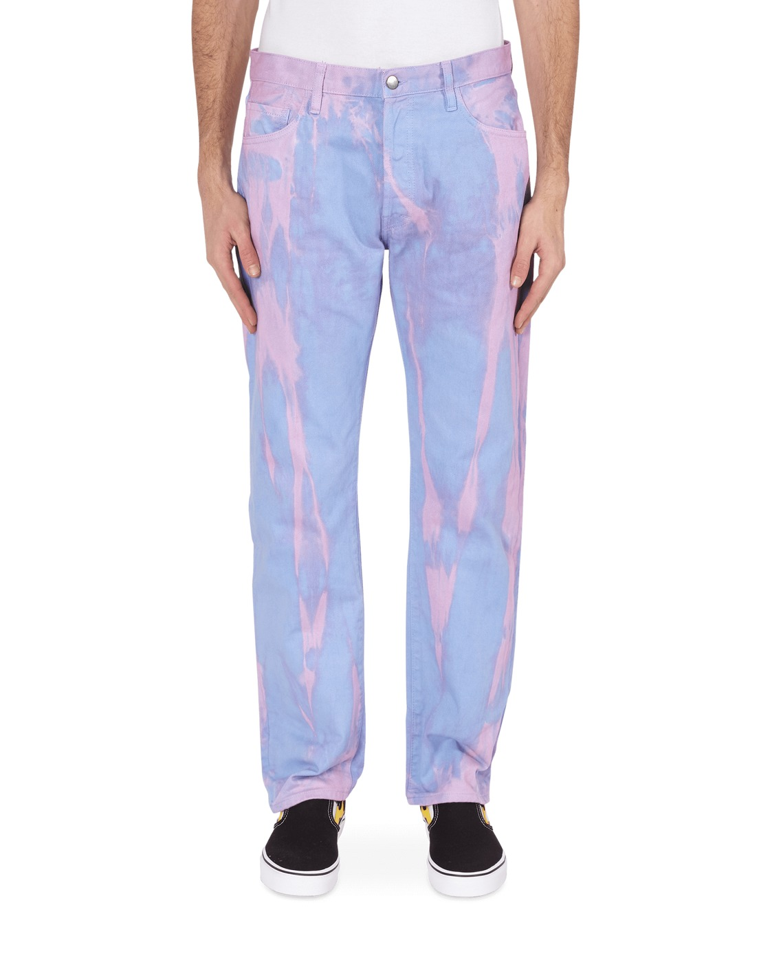 Aries Mlp Dyed Lilly Jeans Lilac