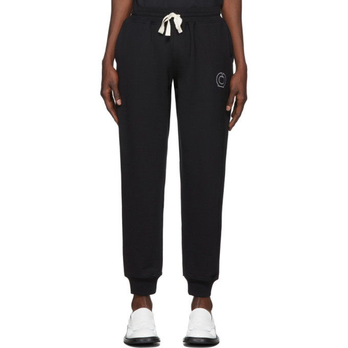 Photo: Casablanca Black Essentials Lounge Pants