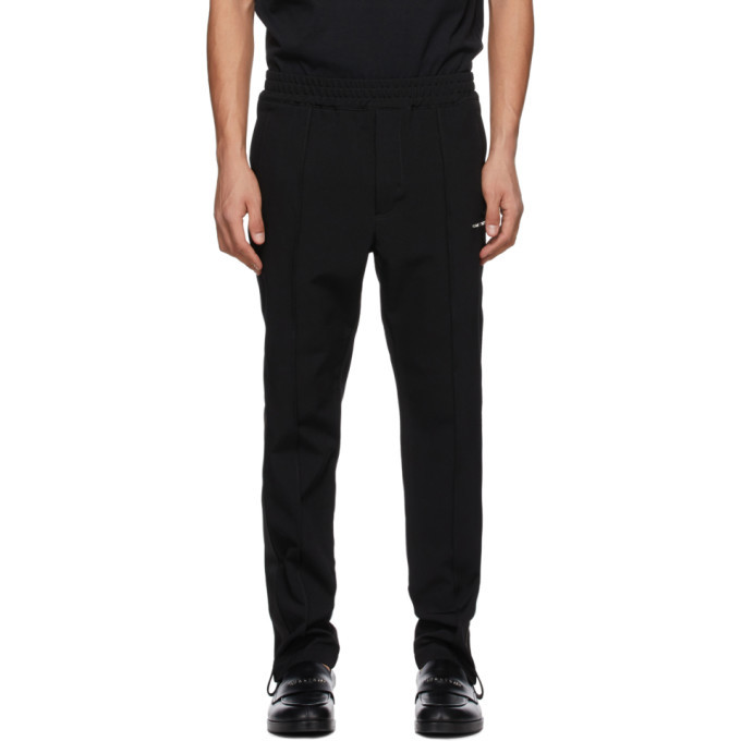 Photo: 1017 ALYX 9SM Black Pinched Seam Track Pants