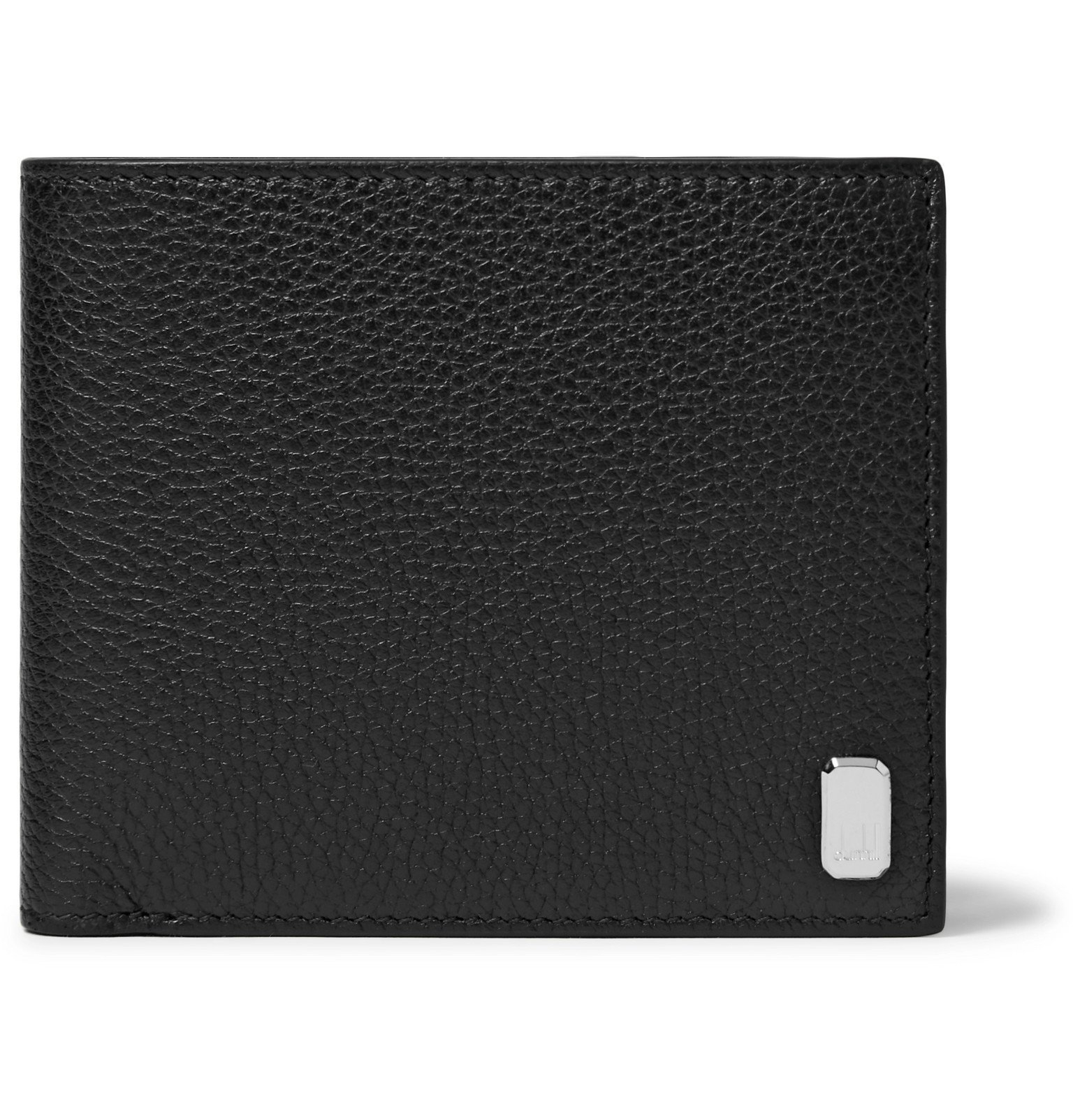 Photo: Dunhill - Belgrave Full-Grain Leather Billfold Wallet - Black