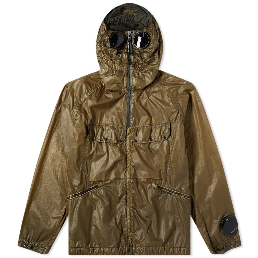 Photo: C.P. Company Nyber Zip Google Jacket