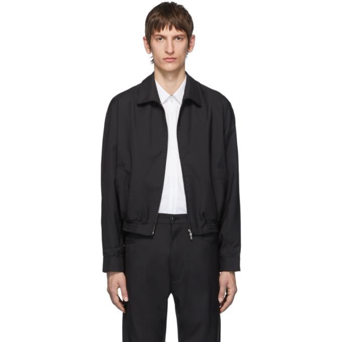 Photo: Random Identities Black Zip-Up Jacket