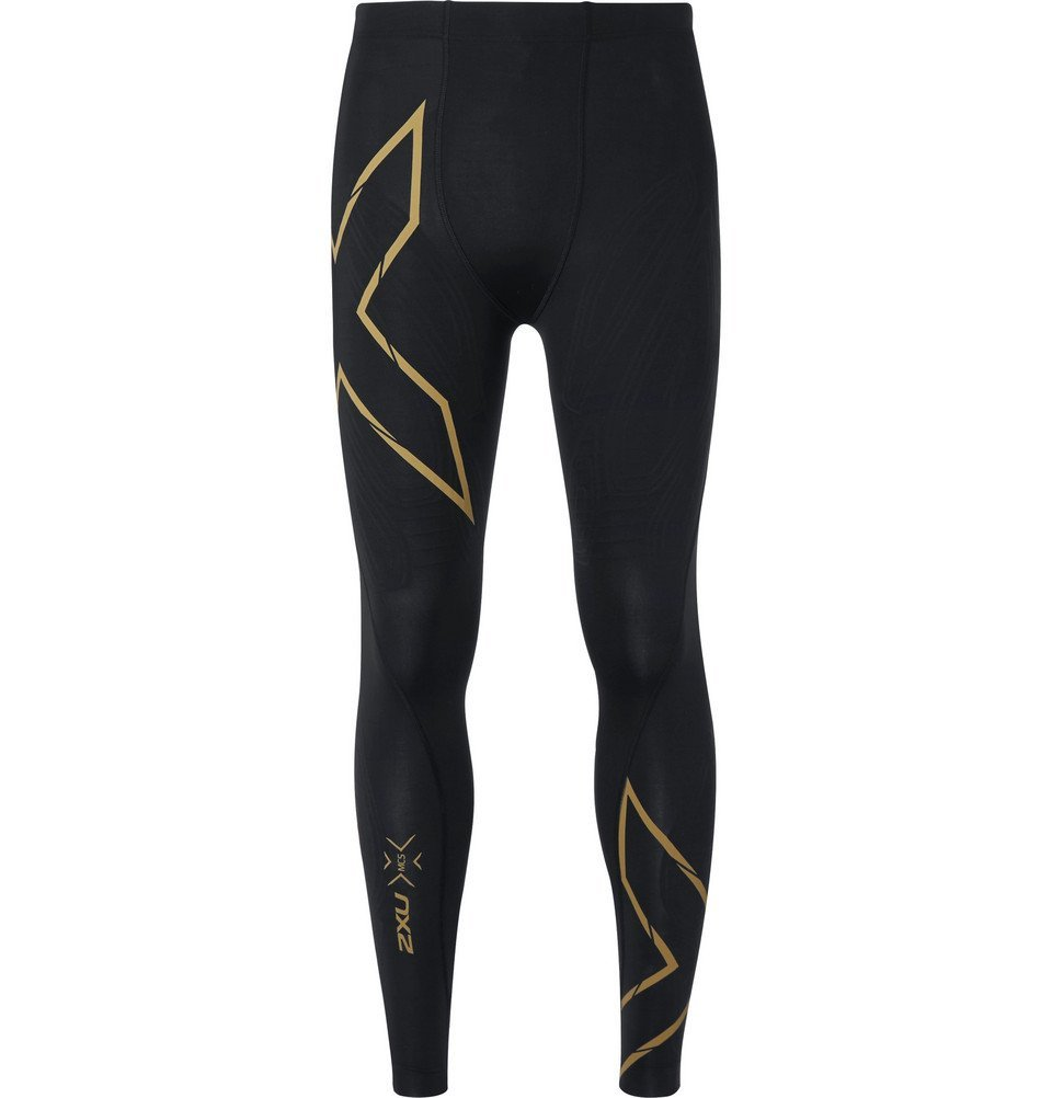 Photo: 2XU - MCS Compression Tights - Black