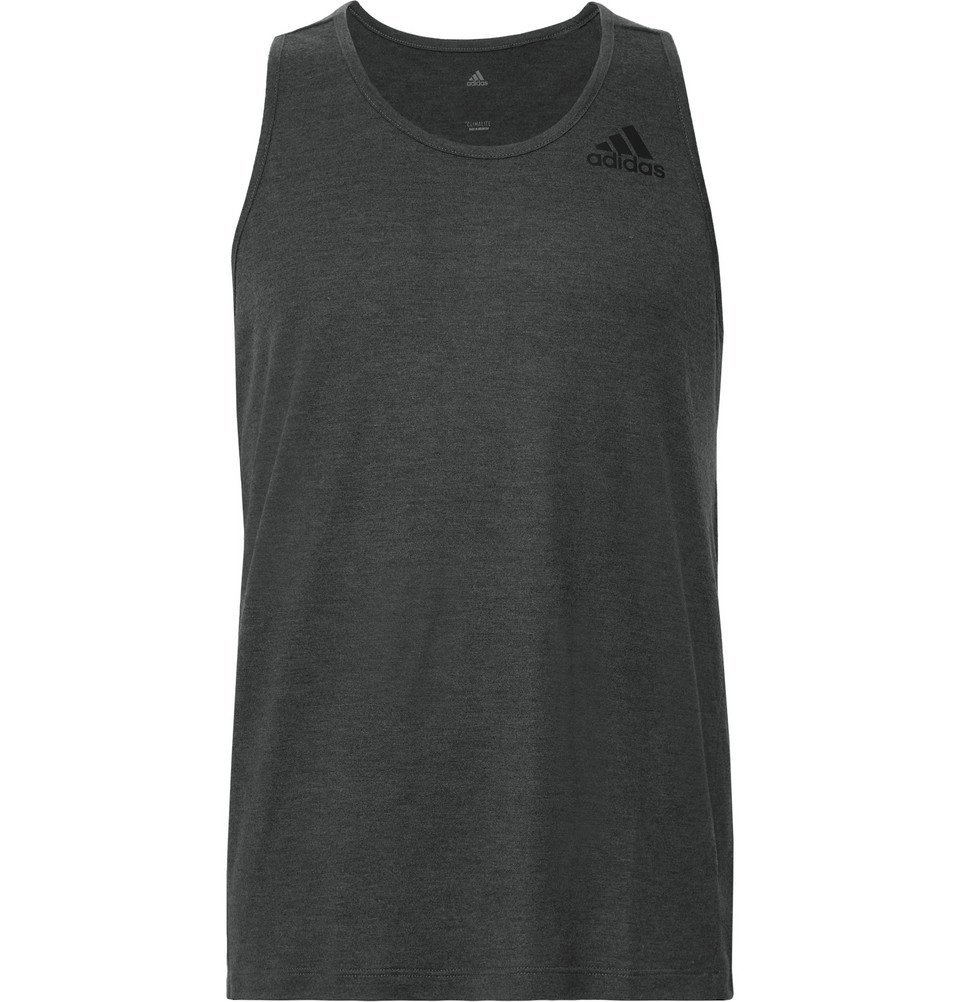 Photo: Adidas Sport - FreeLift Sport Prime Climalite Tank Top - Charcoal
