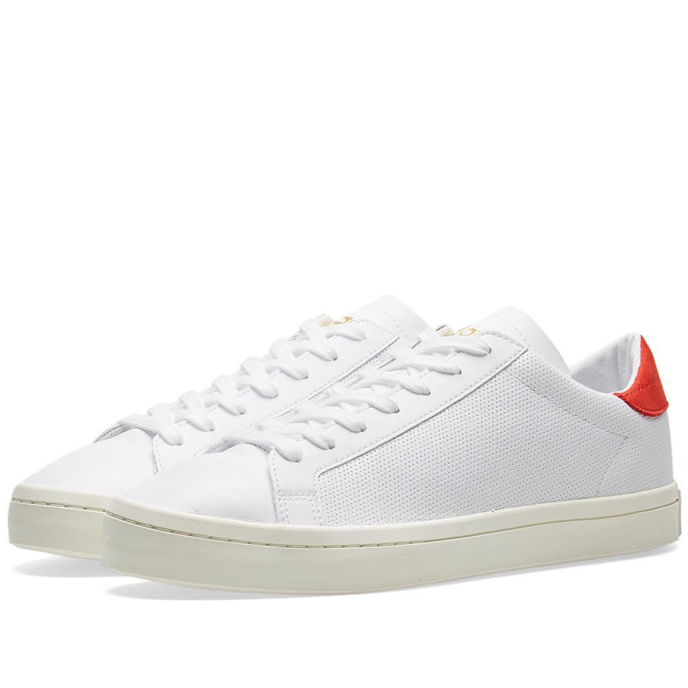 Adidas Court Vantage White