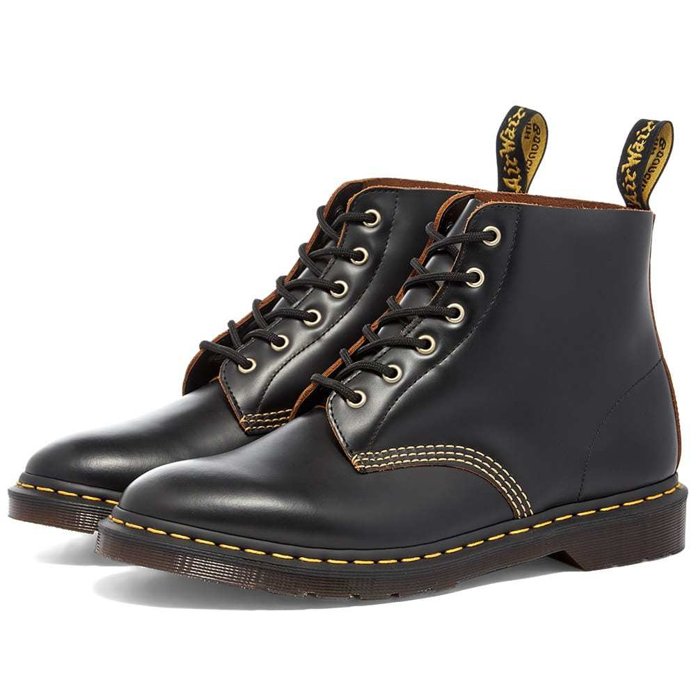 Photo: Dr. Martens 101 Archive 6-Eye Boot