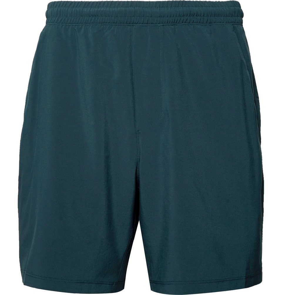 Photo: Lululemon - Pace Breaker Swift Shorts - Petrol