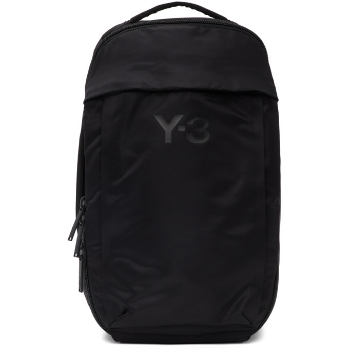 Photo: Y-3 Black Logo Backpack