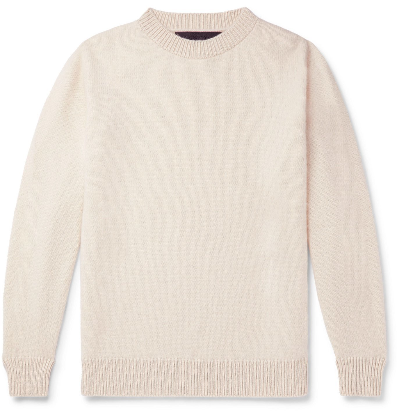 Photo: The Elder Statesman - Cashmere Sweater - Neutrals