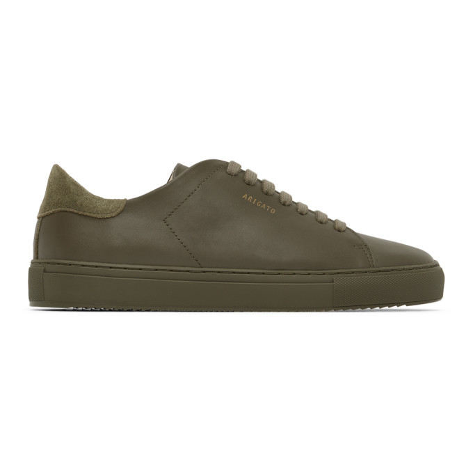 Photo: Axel Arigato Green Clean 90 Sneakers