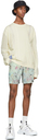 MCQ Off-White Pointelle UV Sweater