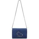 3.1 Phillip Lim Blue Denim Alix Crossbody Bag