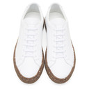 Common Projects White Confetti Achilles Low Sneakers
