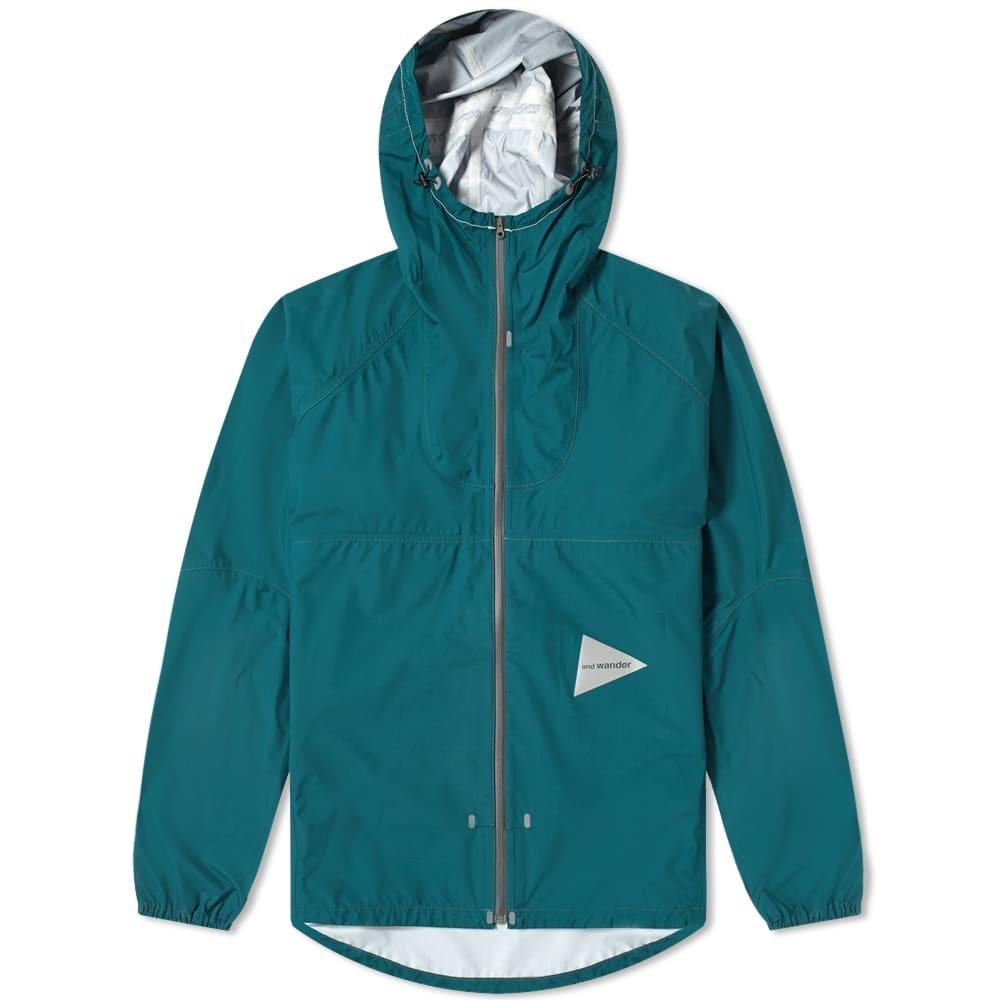Photo: And Wander 3L Light Rain Jacket