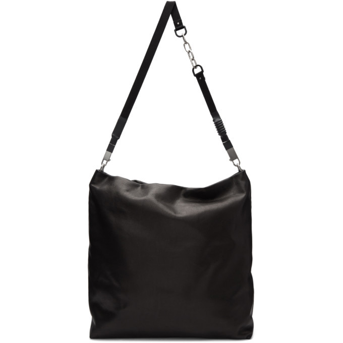 Photo: Rick Owens Black Jumbo Balloon Bag