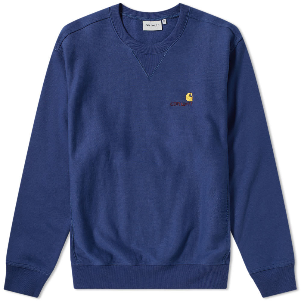 Photo: Carhartt American Script Sweat