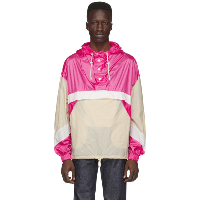 Photo: Isabel Marant Pink and Beige Kizzy Jacket