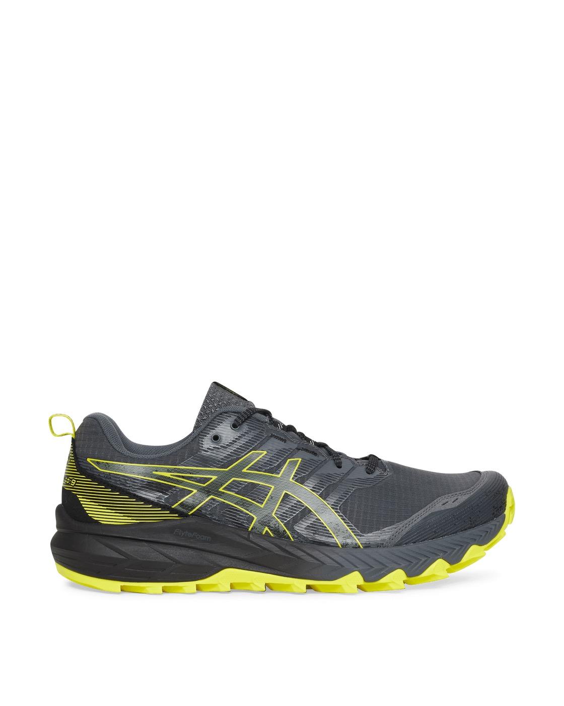 Asics Gel Trabuco 9 Gtx Sneakers Carrier Grey/Sour Yuzu
