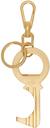 Dunhill Gold Lock Key Keychain