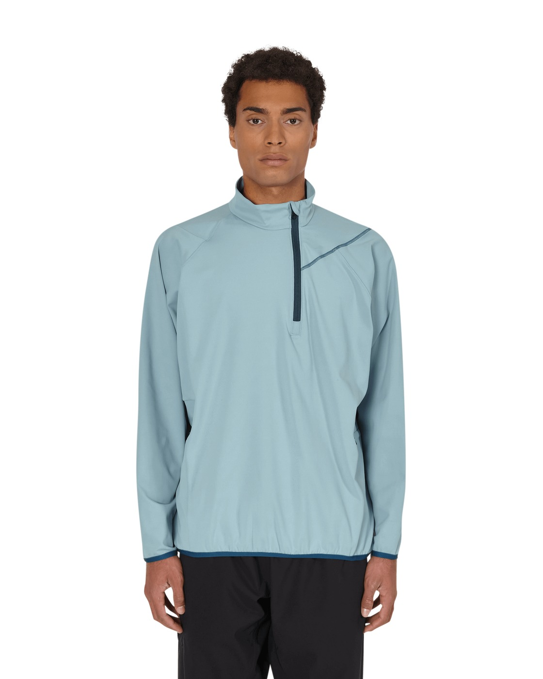 Photo: Asics Kiko Kostadinov Sweatshirt Light Steel
