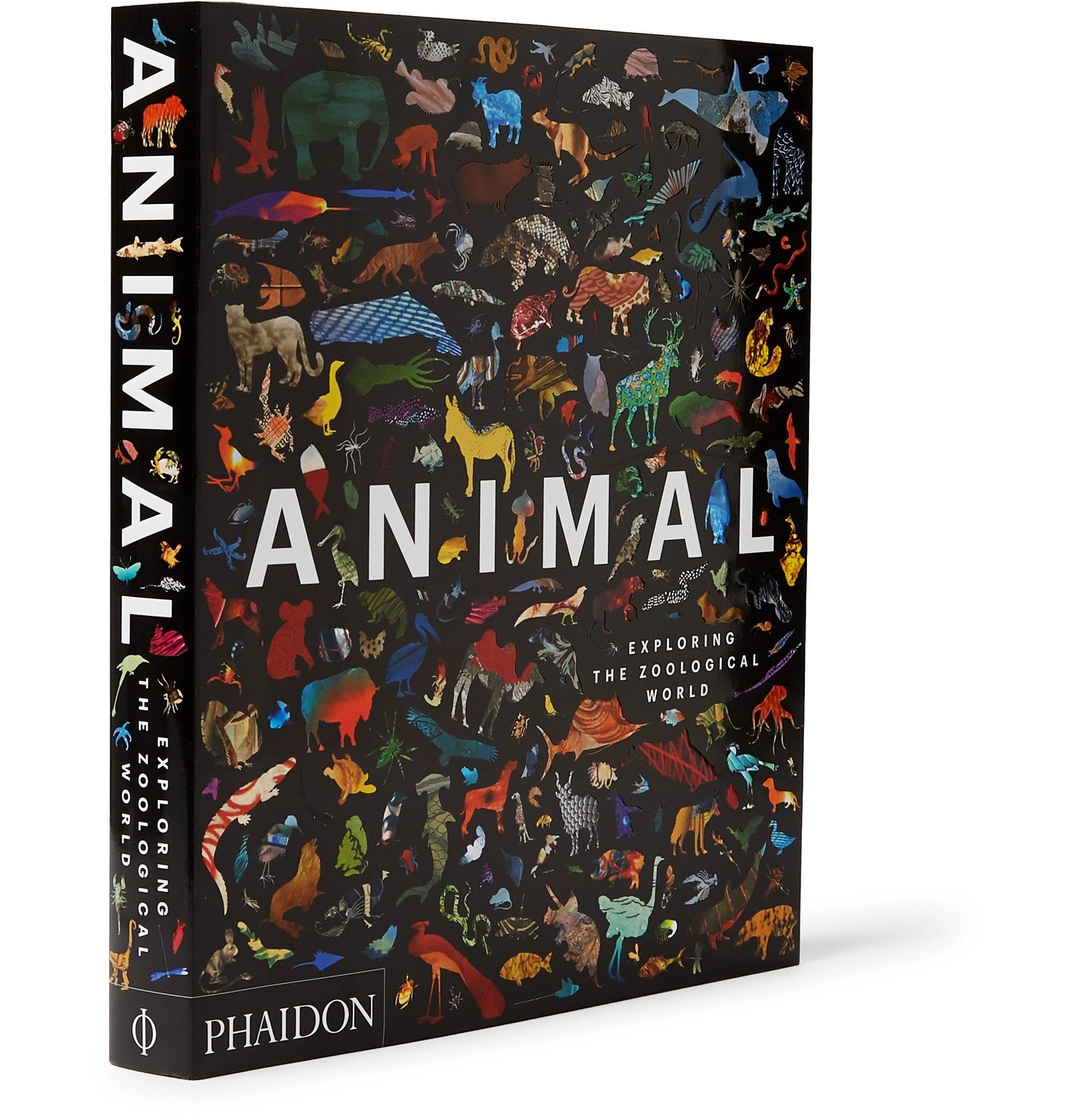 Photo: Phaidon - Animal: Exploring the Zoological World Hardcover Book - Black