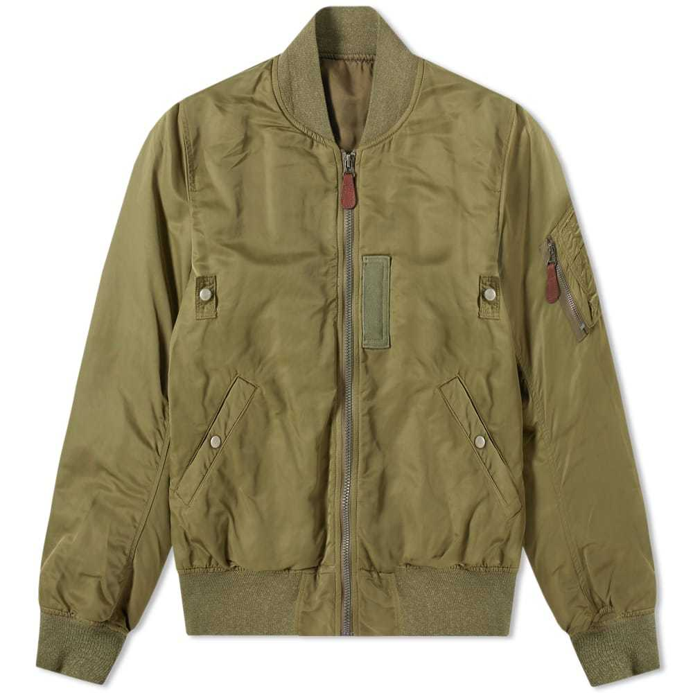 Photo: Visvim Thorson Jacket