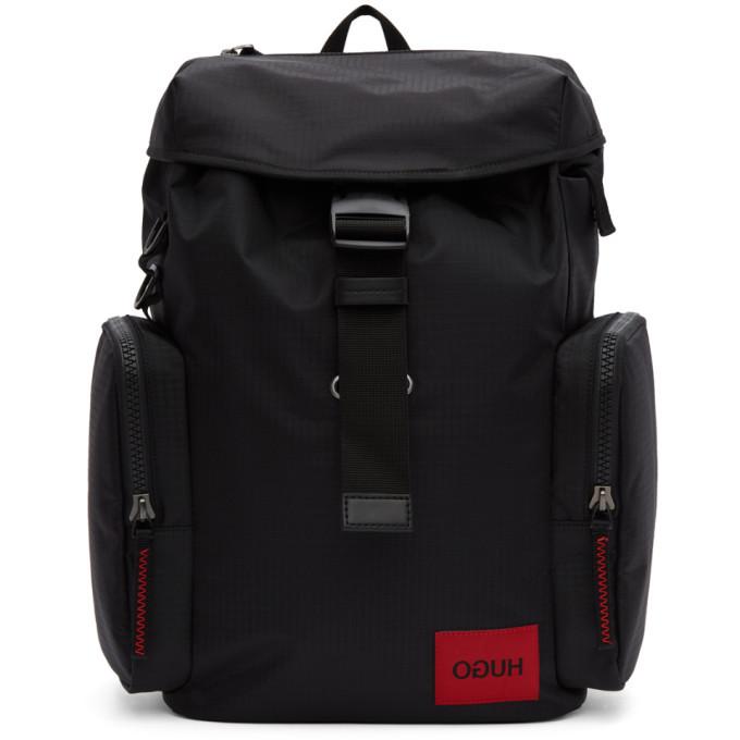 Photo: Hugo Black Kombinat Backpack