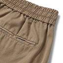 Sunspel - Slim-Fit Cotton-Twill Shorts - Beige