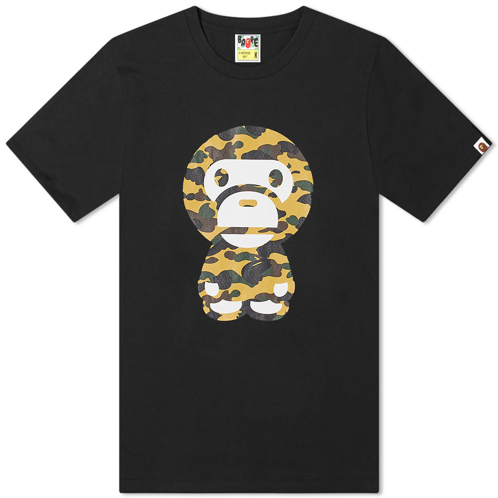 A Bathing Ape 1st Camo Big Baby Milo Tee