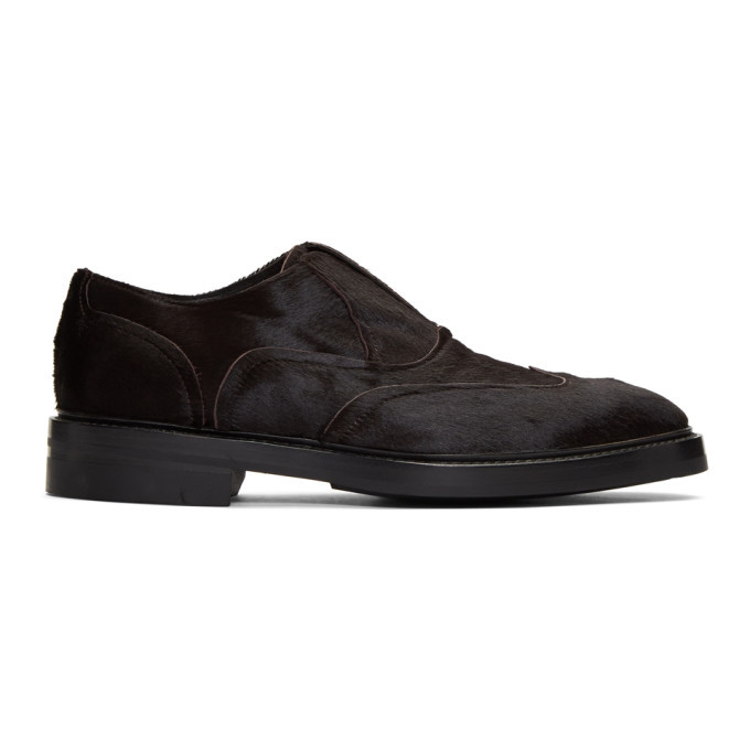 Photo: Paul Smith Brown Pony Hair Hicks Loafers