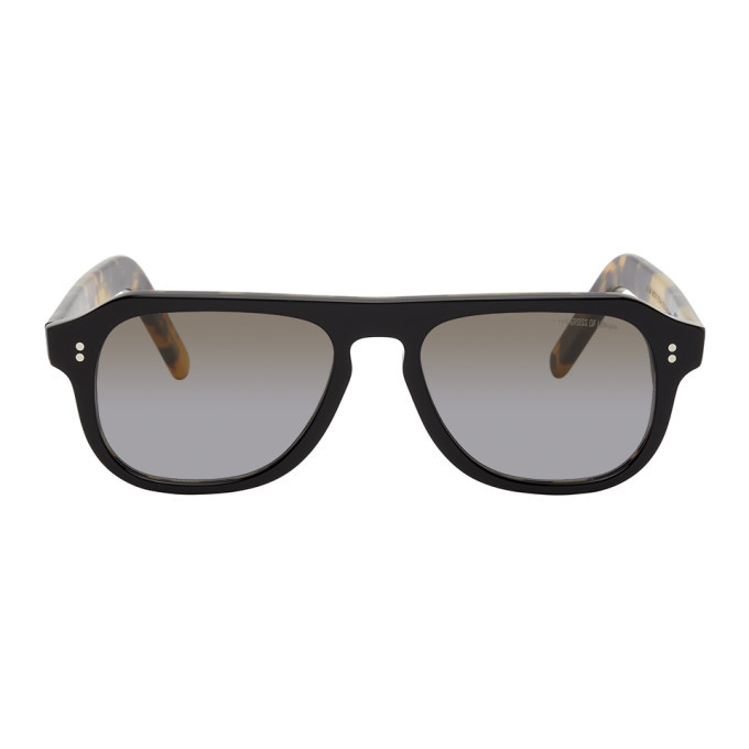 Photo: Cutler And Gross Black and Tortoiseshell 0822V2 Sunglasses