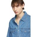 Ksubi Blue Denim Young Americans Shirt