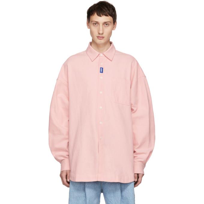 Photo: ADER error Pink Oxford TOD Shirt