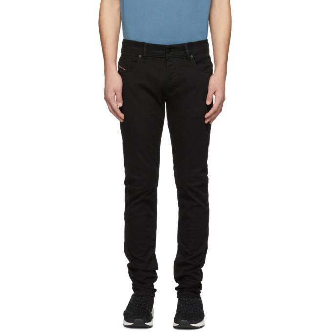 Photo: Diesel Black Sleenker Jeans