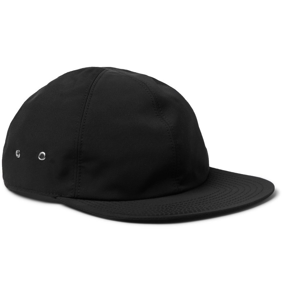 Photo: 1017 ALYX 9SM - Tech-Shell Baseball Cap - Black