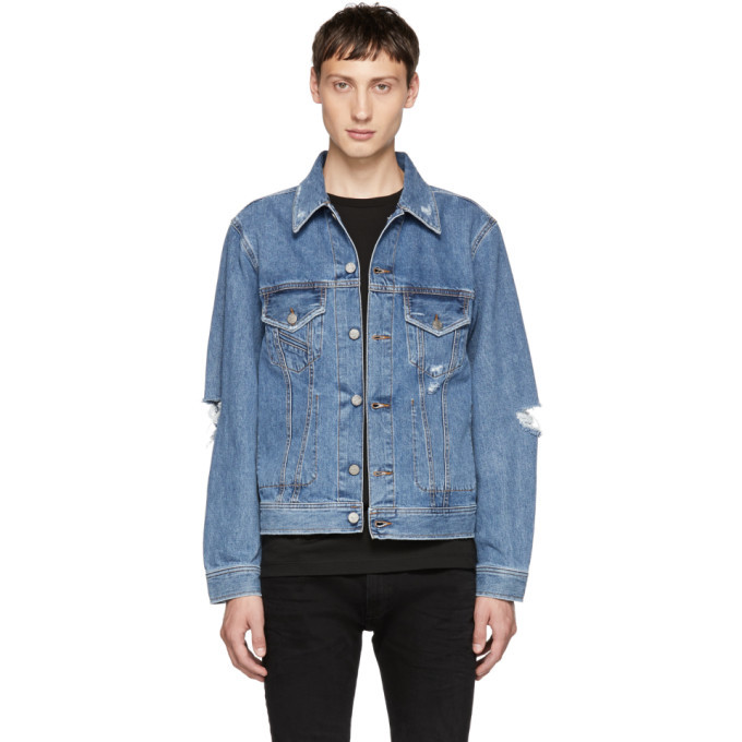 Photo: Diesel Blue Robyn Denim Jacket