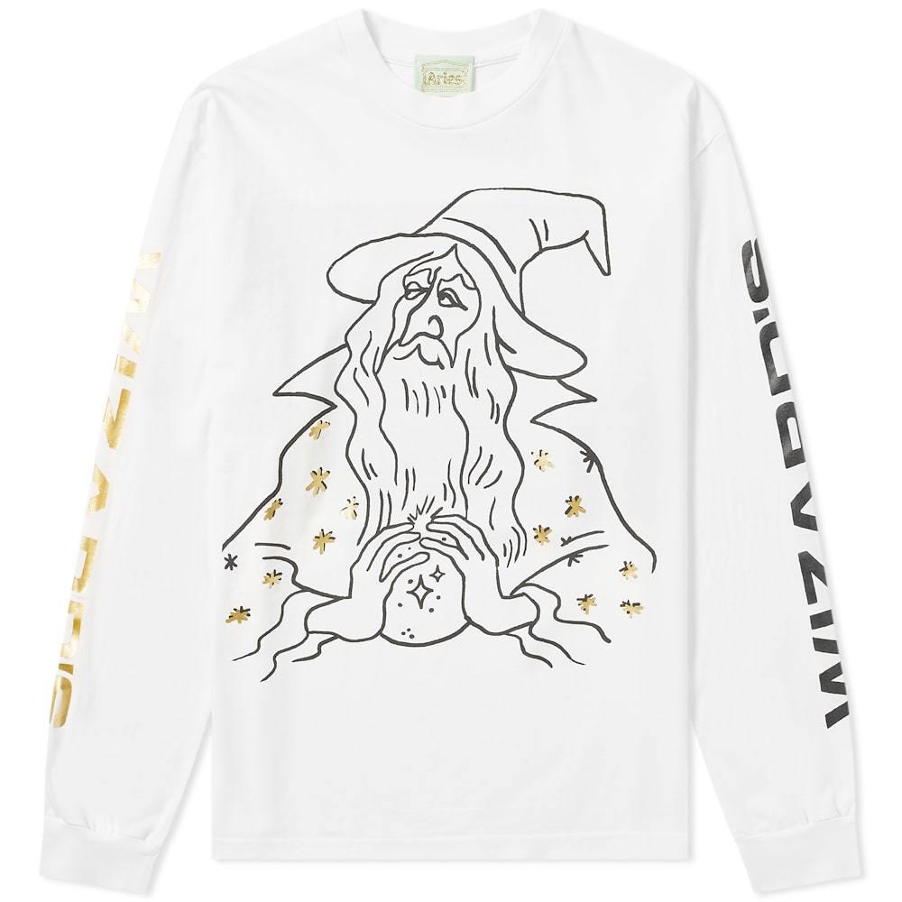 Aries Long Sleeve Wizards Tee