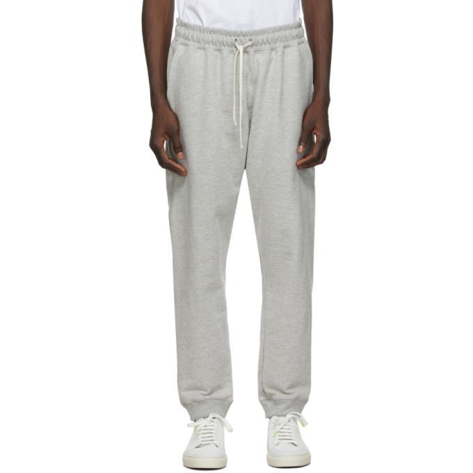 Photo: Bather Grey Cotton Sweatpants