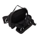 Raf Simons Black Eastpak Edition Check Loop Waist Bag