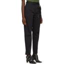 1017 Alyx 9SM Black Bondage Suit Trousers
