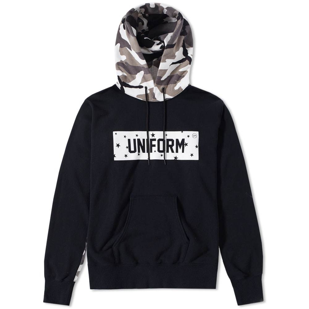 Photo: Uniform Experiment Side Panel Hoody