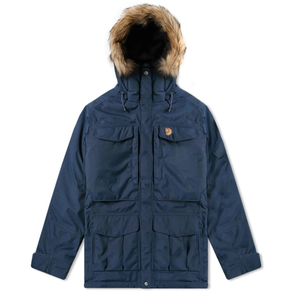 Photo: Fjällräven Yupik Parka Blue